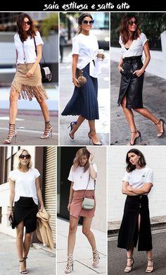 f0f6d5b48 621 melhores imagens de saias em 2018 | Saia formal, Moda de saia e ...