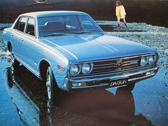 Datsun Laurel 2000