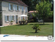 Gite de groupe Domaine de Villevert oude b wordt groiepsgite = 7 slaapkamers met eigen badkamer! 2400€