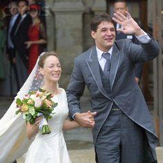 Wedding of Princess Margarita of Bourbon-Parma and Edwin Karel Willem de Roy van Zuydewijn