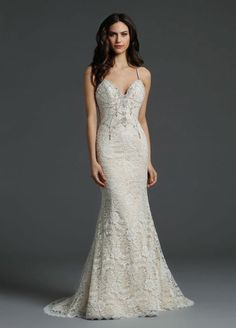 Style No. 9463 by Alvina Valenta | Haute Bride - Bay Area Wedding Dress Salon