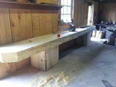 The Father of all workbenches!