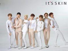 Koreanische Beauty Box: See My Skin Box Youngjae, Bambam, Got7 Jb, Kim Yugyeom, Girls Girls Girls, Mark Jackson, Jackson Wang, Beauty Box, Jinyoung