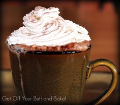 BEST EVER HOT COCOA MIX » Get Off Your Butt and BAKE!