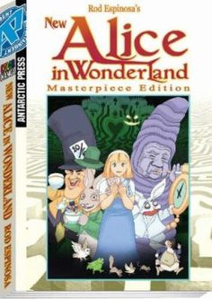 New Alice in Wonderland by Espinosa, Rod