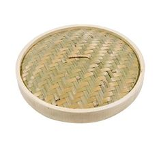 """Town Foodservice Equipment 34210C Bamboo Cover 10"""" Steamer"""
