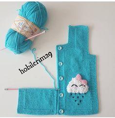 Baby Booties Knitting Pattern, Kids Knitting Patterns, Baby Hats Knitting, Knitting For Kids, Loom Knitting, Knitting Designs, Free Knitting, Knitted Hats, Crochet Patterns