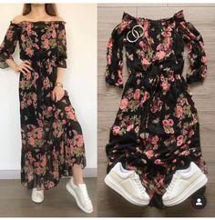 Indian Fashion Dresses, Girls Fashion Clothes, Teen Fashion Outfits, Girl Outfits, Stylish Dresses For Girls, Stylish Dress Designs, Unique Dresses, Cute Casual Outfits, Stylish Outfits