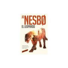 """""""El leopardo"""", Jo Nesbo. 20,70 €."""