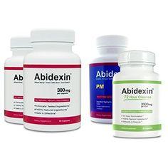 Abidexin 2pack + 1 Free Abidexin PM + 1 Free Abidexin 72 - Best Diet Pills of 2014 - Top Rated Fat Burner Pills... $74.95