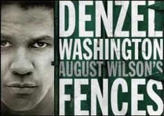 Denzel and Viola...I have to see this!