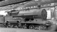 LNWR George V Class 4-4-0 by Cooke at Crewe Works