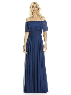 Dessy Bridesmaid Dress Style 6763