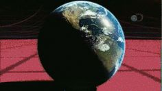 This is how small Earth is compared to the largest known star: | 23 GIFs That Will Teach You A Damn Thing For Once In Your Life