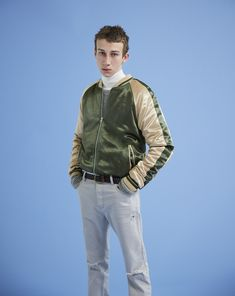 The Bomber Jacket: this season's go-anywhere, do-anything essential.