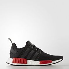 super popular 3b20d 80f26 Zapatilla NMD R1 - Negro Adidas Nmd R1 Mens, Retro Sneakers, Sneakers Adidas,  Best