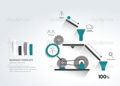 mechanism flat illustration - Google Search