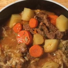 Carne guisada, or beef stew, is a very popular dish in Puerto Rico. It's our version of beef stew but with our ingredients, such as adobo and sofrito, for its signature flavor - Puerto Rican Carne Guisada
