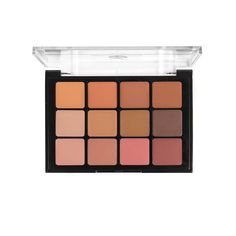 Viseart 01 Muse Nudes Lip Palette 20g | Makeup | Beauty Bay (€72) ❤ liked on Polyvore featuring beauty products, makeup, lip makeup and palette makeup
