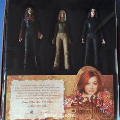 Diamond Select Toys - Buffy the Vampire Slayer Figure Set - Willow's Spellbook. Limited Edition 368/3000. #btvscollector #btvs #buffy #buffythevampireslayer