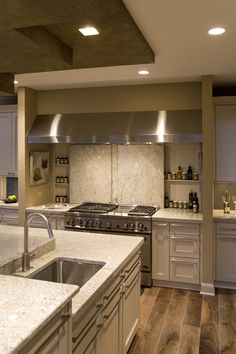 Beautiful kitchen color combination in Plan 013S-0015   House Plans and More