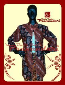 Bolero batik sogan