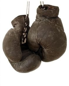 Theodore Roosevelt's boxing gloves, which he used while holding boxing matches in the White House! Theodore Roosevelt Jr, Boxing Gloves, Us Presidents, Boxers, History, House, Men, Boxing Hand Wraps, Home