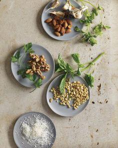 A flexible recipe for Pesto