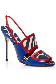 Manolo Blahnik - Shoes - 2014 Spring-Summer #manoloblahnikheelsspringsummer #manoloblahnikheelsladiesshoes