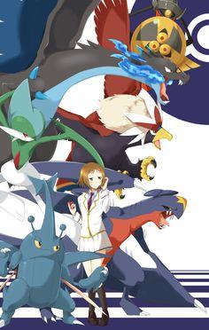 µ's + A-RISE x Pokémon