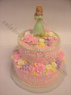 Girl's Birthday Cake #2- Little Lady