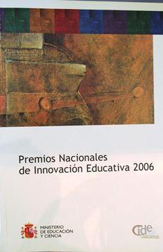 Premios Nacionales de Innovación Educativa 2006  L/Bc 37 PRE