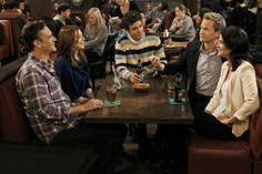 How I Met Your Mother Photos: Where's Marvin? on CBS.com