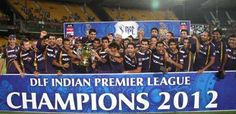5th Indian Premier League Season - 2012 Winner : Kolkata Knight Riders http://www.cricwindow.com/ipl-5-facts-and-figures-2012.html