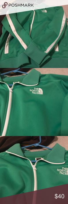 North Face Track Jacket-Men's Great color and look for the Fall! North Face Jackets & Coats Performance Jackets