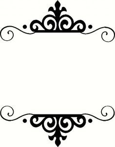 Frame K Vinyl Decal | Car Decal | Borders Frames Decals | The Wall Works