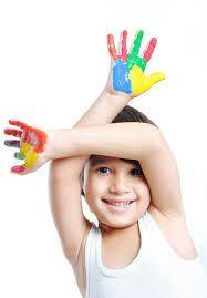 Resultado de imagen de manos niños