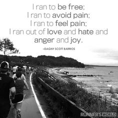 Run to Be Free | Runner's World