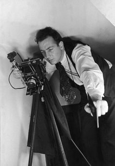 LIFE magazine's William Vandivert, one of the first photographers into Hitler's bunker in Berlin in 1945 and subsequently one of the original founders of Magnum with Capa, Cartier Bresson, etc.