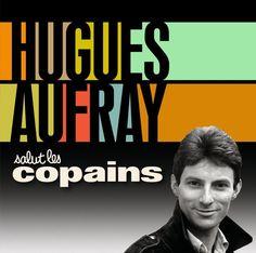 Salut les Copains HUGUES AUFRAY 2 CD - CD Audio NEUF