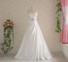 Wedding Dress Fantasy - Vintage Inspired Wedding Dress- Available in Every Color 20, $739.00 (http://www.weddingdressfantasy.com/vintage-inspired-wedding-dress-available-in-every-color-20-1/)