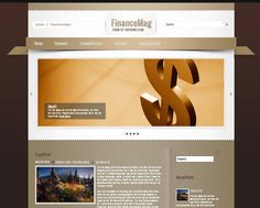 Showcase Of Powerful Free WordPress Business Themes | Free and Useful Online Resources for Designers and Developers