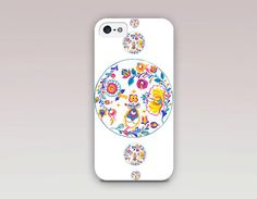 Pretty Floral Phone Case For  iPhone 6 by ShopCatchingRainbows