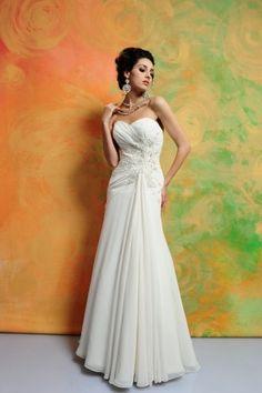 392f6560da41c Klara Embellished Bridal Dress