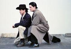 Cooper and Truman