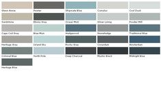 Minwax Solid Color Stain Chart Paint Everything