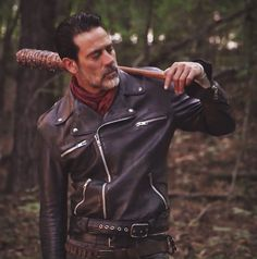 Negan. #TWD #TheWalkingDead More