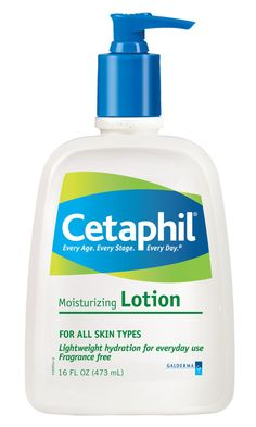 Often women with sensitive skin can't stand the harsh ingredients in antiaging skin care buys, so Cetaphil ...