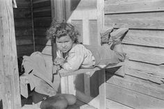 Photo by Marion Post-Walcott, Farm Security Administration.    Library of Congress caption:        Child of mixed-breed Indian, white and Negro, near Pembroke Farms, North Carolina.