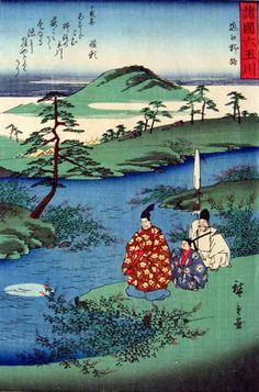 Mariac: La estampa japonesa